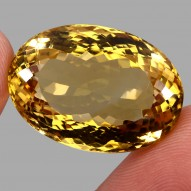 52,11 карата! Натуральний камінь цитрин